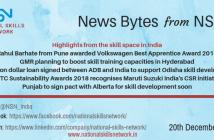 Skill Development News Digest December 2018