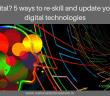 reskill with digital technologies