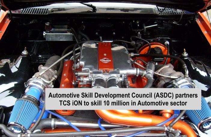 ASDC partners TCS IoN