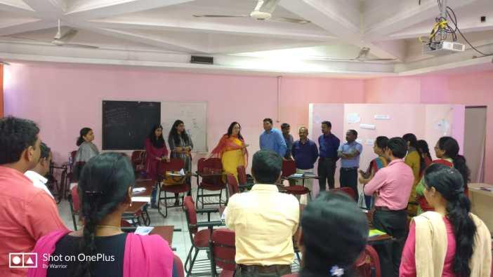 EGMM Telangana ToT with NIRD