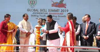 Jharkhand skills summit 2019