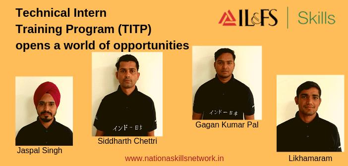 Technical Intern Training Program (TITP) opens world of opportunities