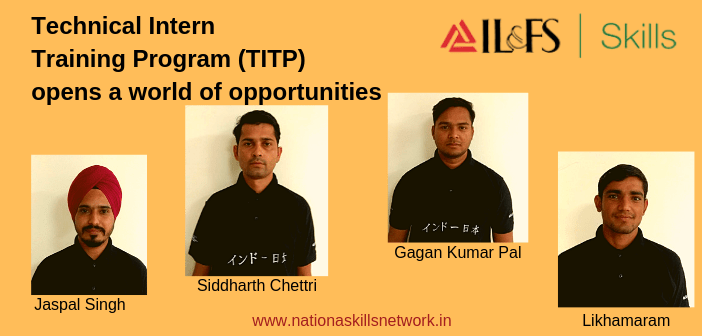 Technical Intern Training Program (TITP) opens a world of opportunities for youth in India