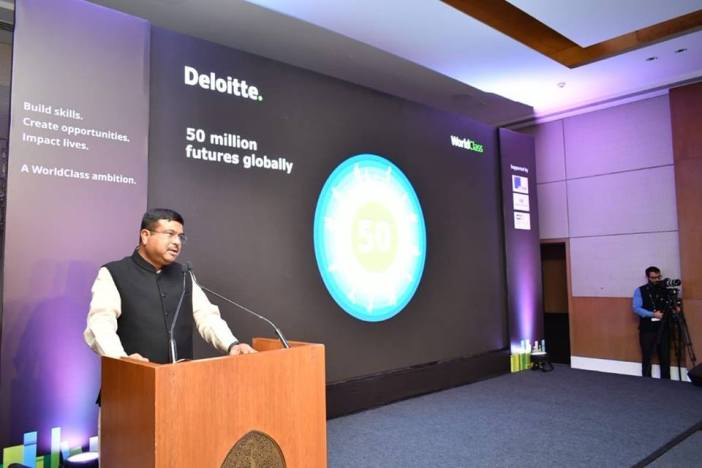 Deloitte launches 'WorldClass' global initiative in India to