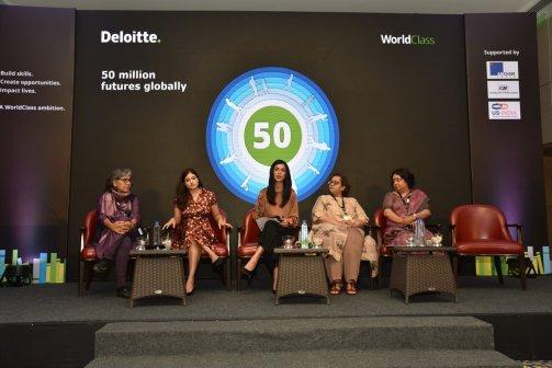 Deloitte WorldClass India