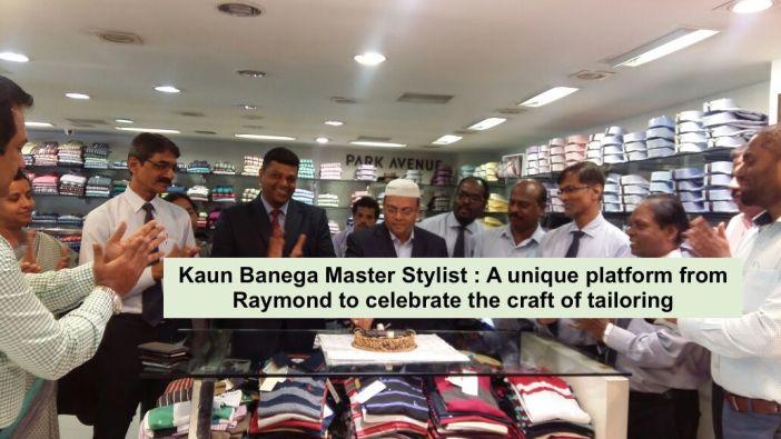 Kaun Banega Master Stylist Raymond