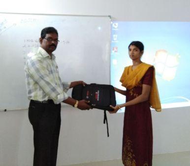 Bosch BRIDGE course student