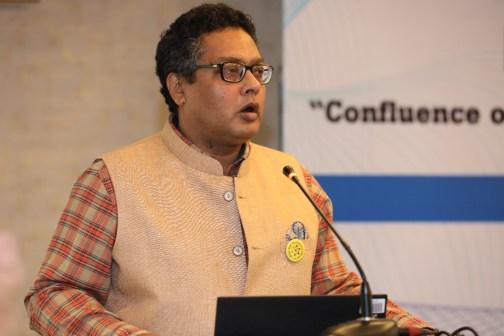 Shri Dipak kumar Singh, Principal Secretary, BSDM