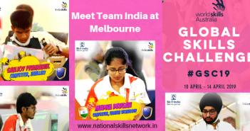 Team India Global Skills Challenge Australia