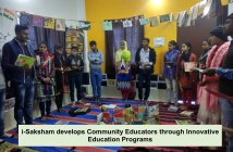 i-shaksham develops community educators