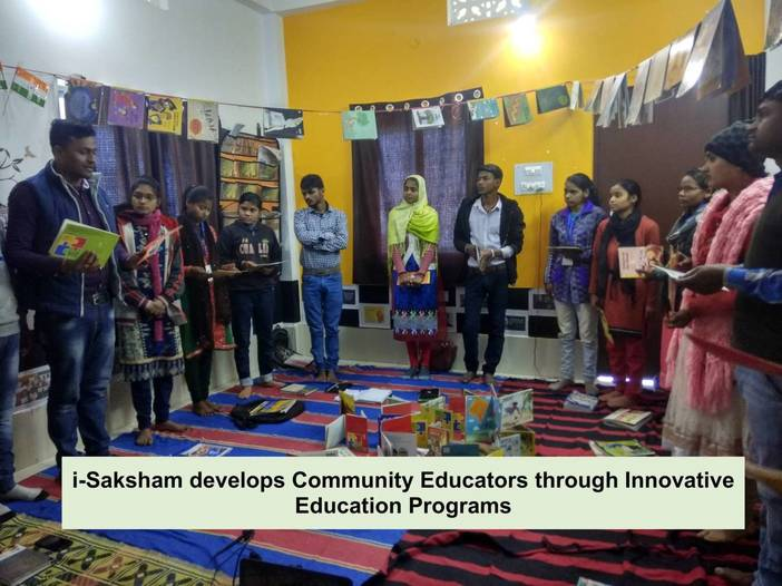 i-shaksham-develops-community-educators