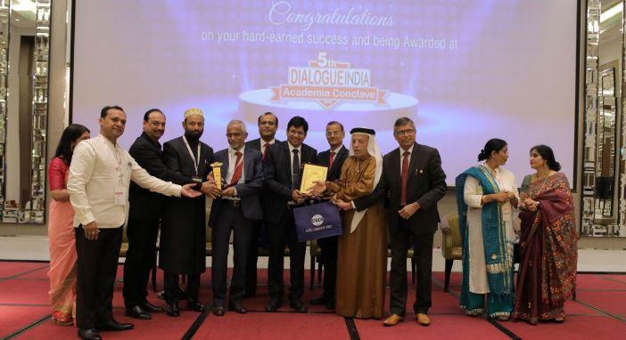 Bhartiya Skill Development University Receives Best Skill University in India 2019 award