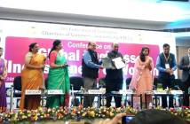 MoU signed between ni-msme and FTCCI at FTCCI conference on 'Global Inclusiveness of Women'