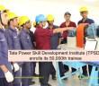 Tata Power Skill Development Institute Enrolls its 50,000th Trainee