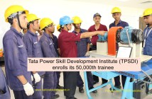 Tata Power Skill Development Institute Enrolls its 50,000th Trainee