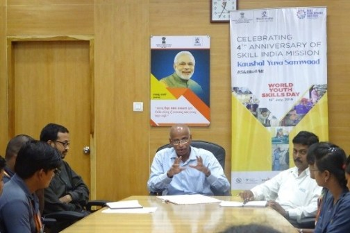 SDI Bhubaneswar Kaushal Yuva Samvaad