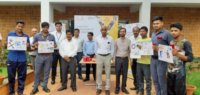 Skill Development Institute (SDI) Bhubaneswar celebrates World Youth Skills Day 2019