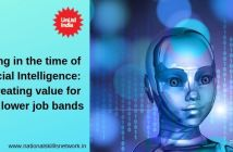 Skilling in the time of Artificial Intelligence_ Creating value for lower band jobs