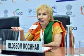 Blossom Kochhar FICCI GSS 2019