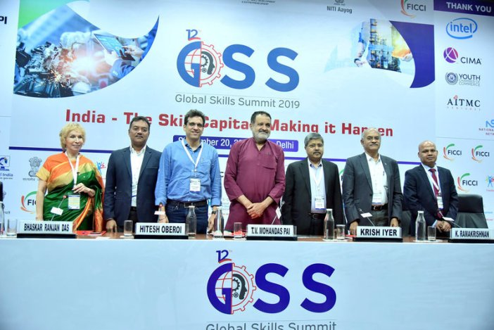 CEO Panel FICCI GSS 2019