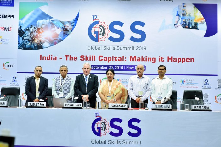 FICCI GSS 2019 Apprenticeship Session