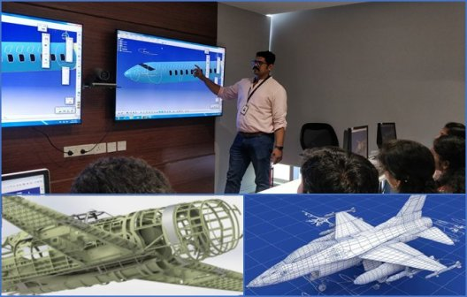 Training programs in Aerospace sector from BridgeNow Academy