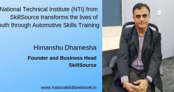 National Technical Institute (NTI) from SkillSource transforms the lives of youth through Automotive Skills Training