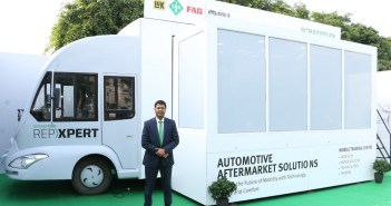 Schaeffler India launches Mobile Training Centre