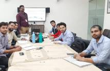 BridgeNow Academy extends Advance Aerospace Engineering training to PGDM students of Shri Vishwakarma Skill University