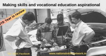 2019 year in review Making skills and vocational education aspirational