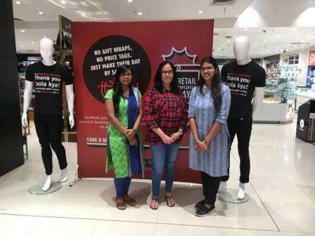 NSN team_at_shoppers_stop