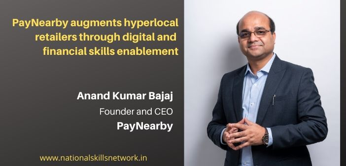 PayNearby augments hyperlocal retailers through digital and financial skills enablement