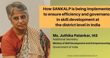 SANKALP for efficiency and governance in skill development