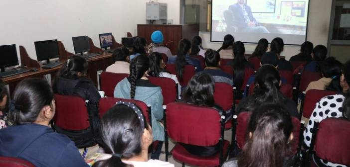 Vidyadaan hosts a webinar on Graphic Design Technology for WorldSkills Competitions