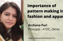 Importance of pattern making in fashion and apparel