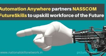 Automation Anywhere partners NASSCOM FutureSkills to upskill workforce of the Future