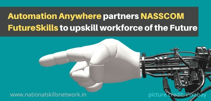 Automation Anywhere partners NASSCOM