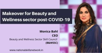 Makeover for Beauty and wellness sector post COVID-19