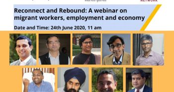 Reconnect and Rebound webinar on migrant workers employment and economy