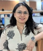 Ms. Neeti Sharma, Senior Vice President, Teamlease