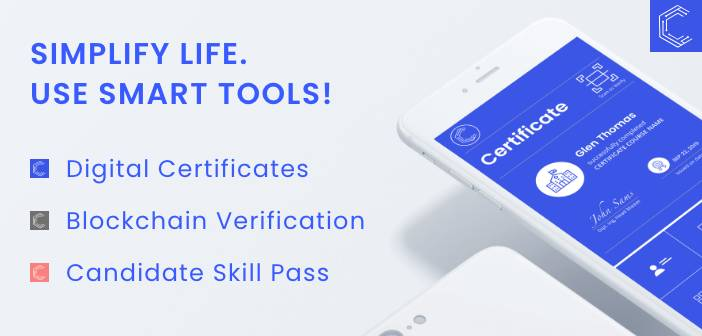 Simplify certificate verification and avoid hiring hiccups