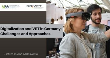 Digitalization and VET in Germany_ Challenges and Approaches