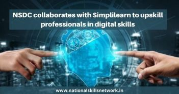 NSDC collaborates with Simplilearn
