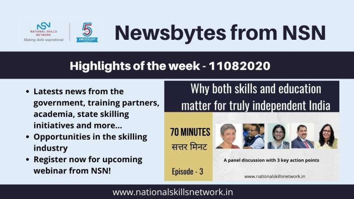 Weekly newsbytes from NSN