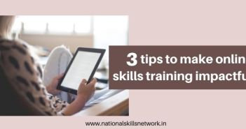 3 tips to make online skills training impactful