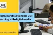 Attractive and sustainable VET_ Learning with digital media