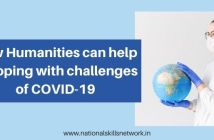 How Humanities can help in coping with challenges of COVID-19