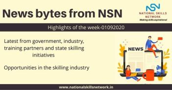 News Bytes on Skill Development