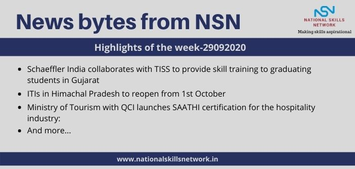 News Bytes from NSN