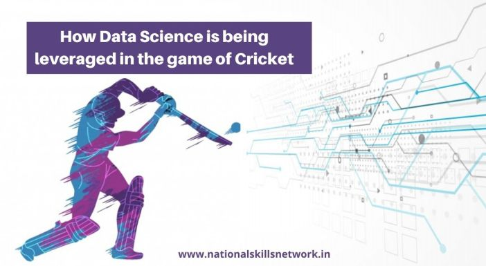 Data Science is being leveraged in the game of Cricket